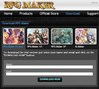 Cara Membuat Game 2D dengan RPG Maker