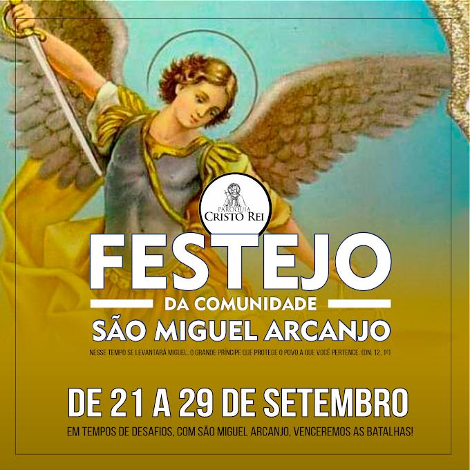 Festejo da Comunidade São Miguel Arcanjo