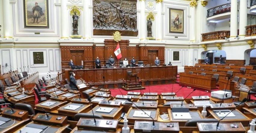 Congreso aprobó por mayoría la eliminación del régimen de Contrato Administrativo de Servicios - CAS