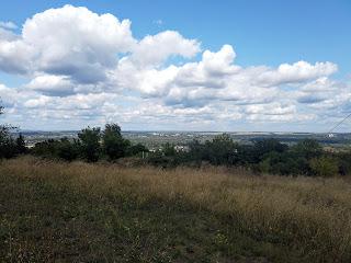 Ізюм. Гора Кременець (Крем'янець). Краєвиди