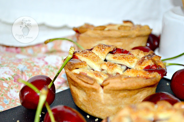"Tarta de Cerezas ""Cherry Pie"""