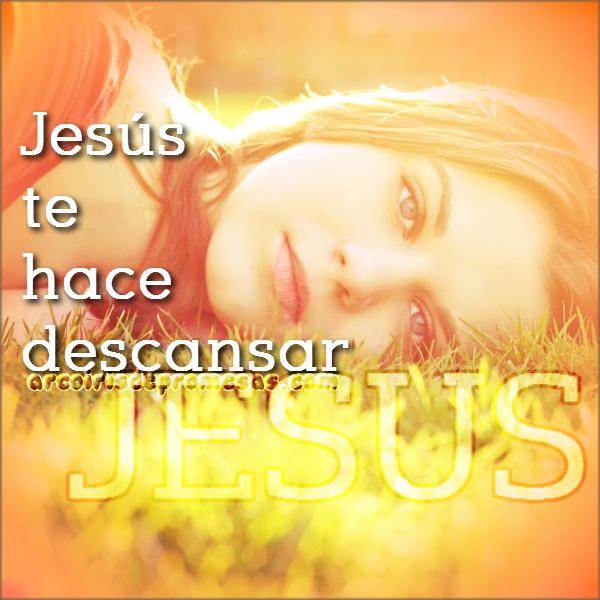 el descanso más completo reflexiones cristianas con imágenes