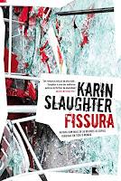 Capa do livro Fissura da Karin Slaughter