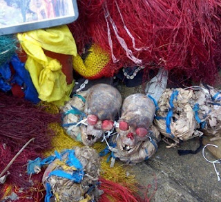 Group Wants ICC To Investigate Human skulls Found In Cross Rivers