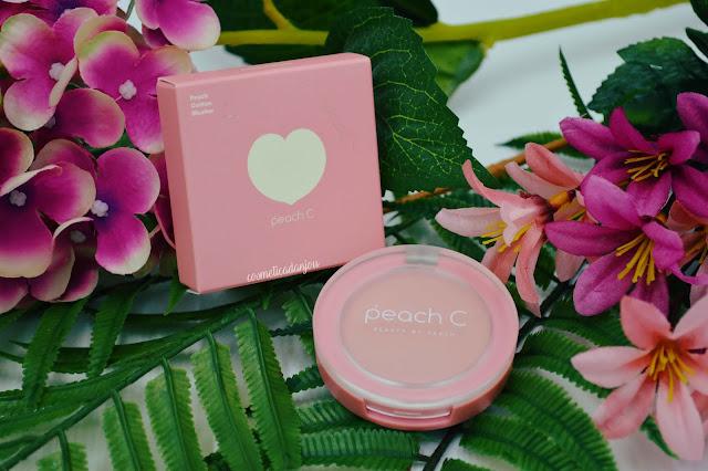 Peach C Peach Cotton Blusher - Rosa P Cheek