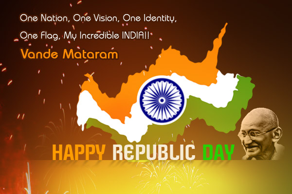 Happy republic day messages for friends