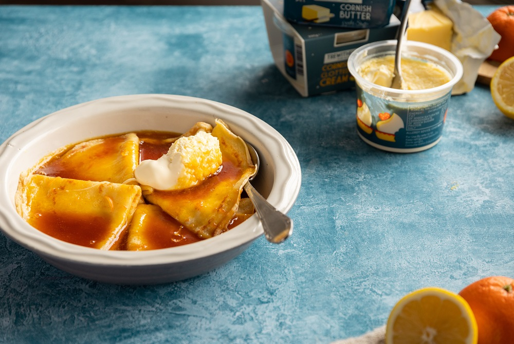 Pancake Day: Crepe Suzette Recipe And Video From Chef James Strawbridge