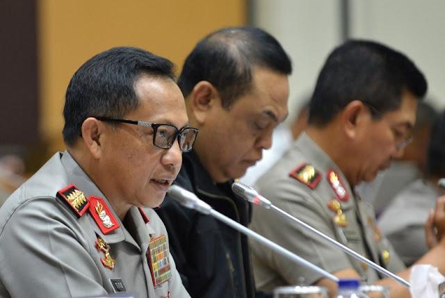 Kapolri: MKD DPR Harus Segera Putuskan Sikap di Kasus Viktor