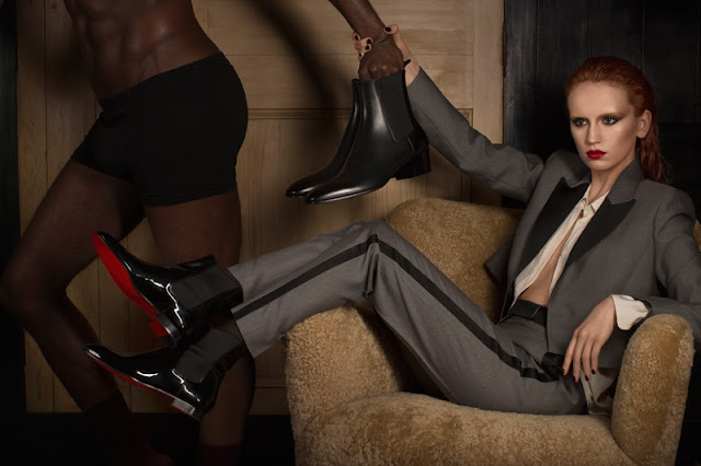 Christian Louboutin 'Woman on Top' Fall/Winter 2016 Campaign