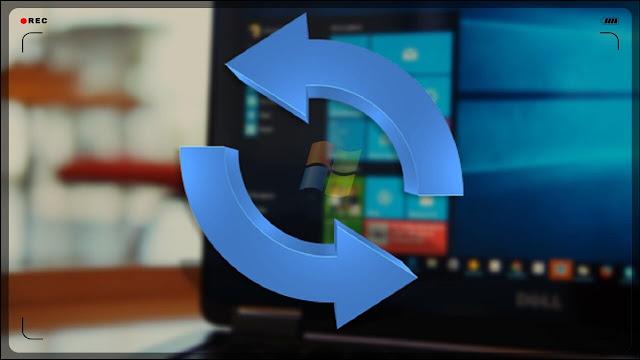 كيفية عمل ضبط مصنع ويندوز 10 فورمات الويندوز دون فلاشة أو Dvd شرح windows 10 reset