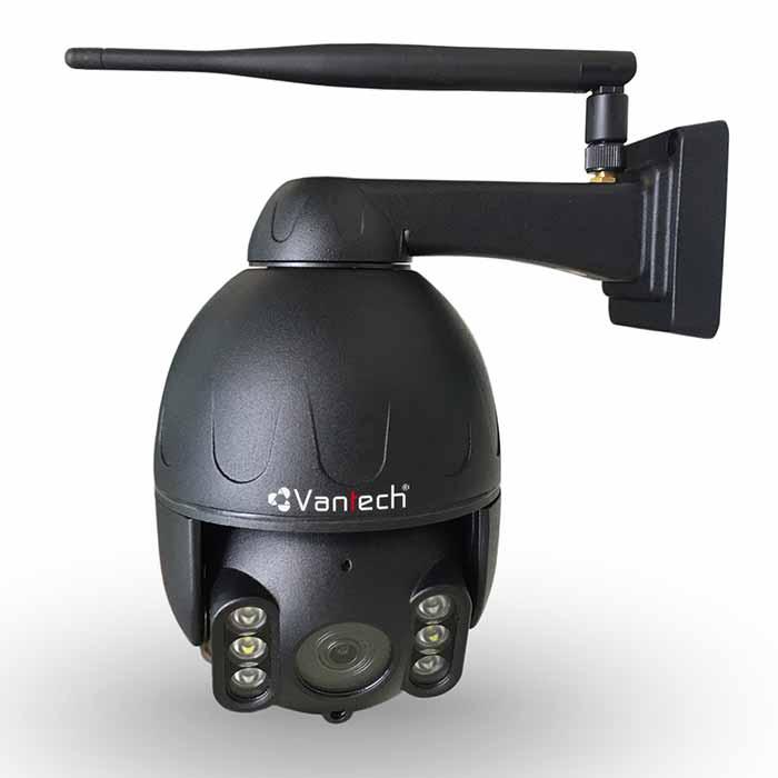 Bán Camera PTZ Wifi Mini 6MP VANTECH AI-V2044E chính hãng tại Bến Tre
