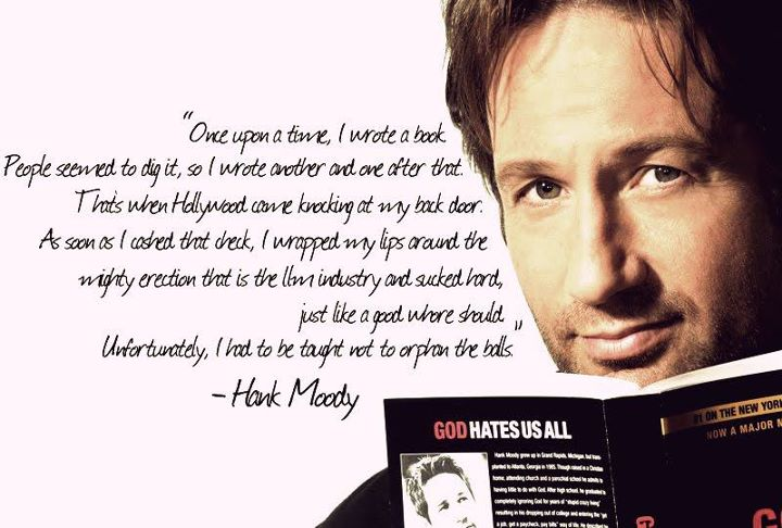 1000+ Images About Hank Moody On Pinterest