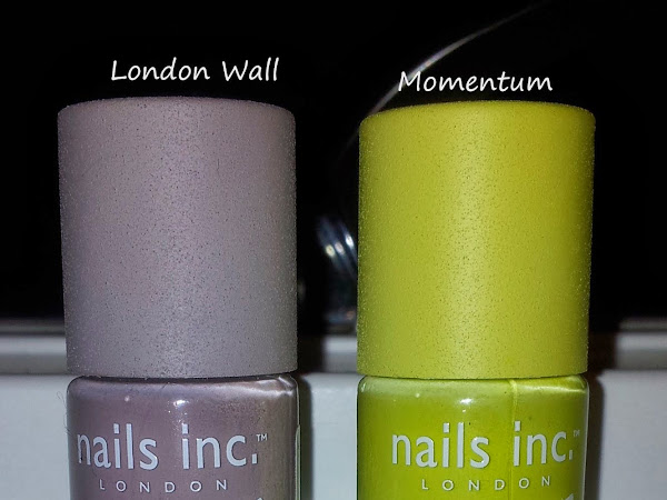 NOTD| NAILS INC: CONCRETE NAILS