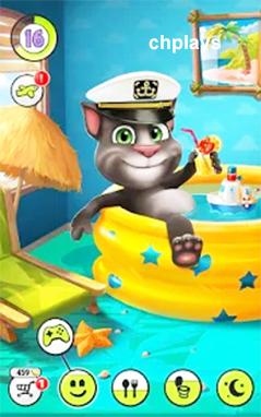 Tải My Talking Tom - Game Mèo Tom Trên Điện Thoại, PC f