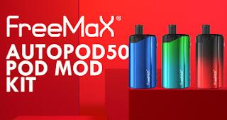 Freemax Autopod50 Pod Mod Kit