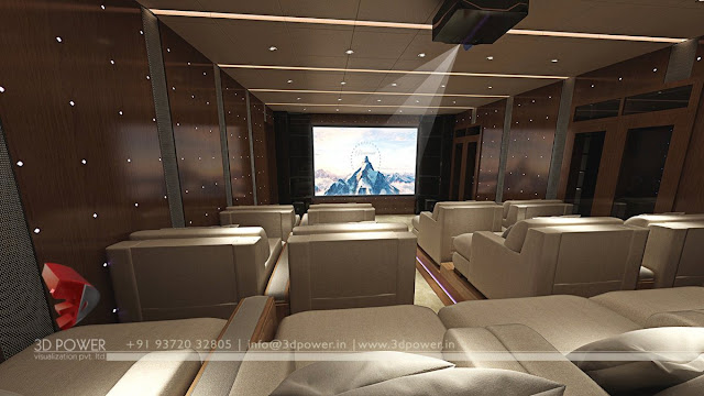Interior Lobby Design