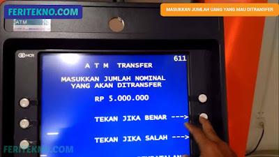 cara transfer bni ke bank lain 9