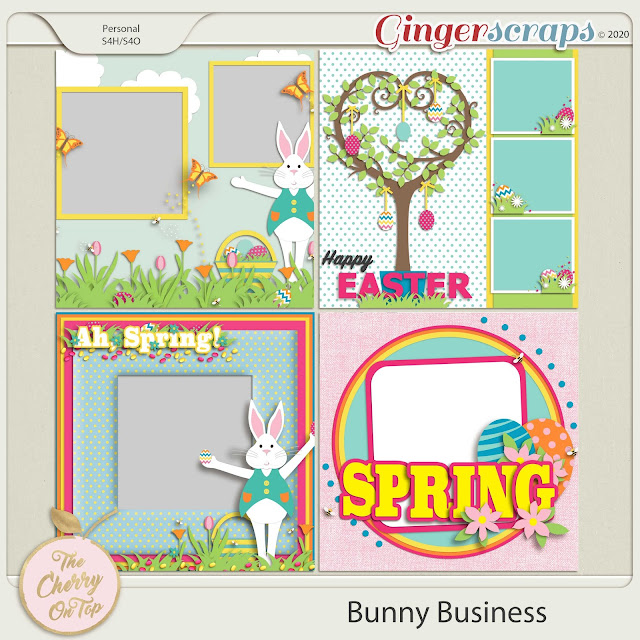 Bunny Business Templates