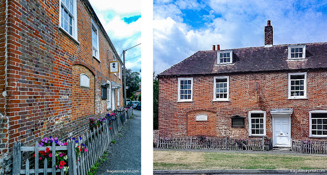Casa Museu de Jane Austen, Chawton, Inglaterra