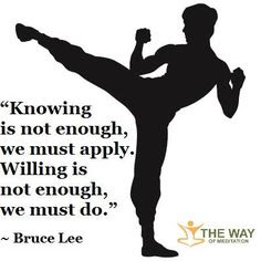 Quotes Taekwondo A Path To Excellence