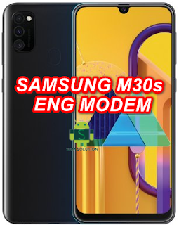 Samsung M30s SM-M307F Binary U2 Eng Modem File-Firmware Download