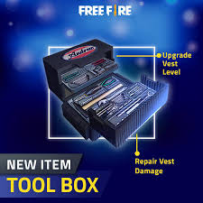 How To Find Out Free Fire Tool Box and Their Locations?