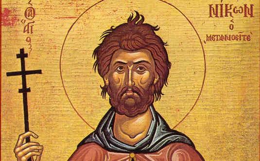 """Άγιος Νίκων ο """"Μετανοείτε"""": Ο ξυπόλητος Άγιος που έδρασε σε Επίδαυρο, Άργος Ναύπλιο και Σπάρτη"""