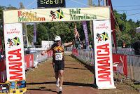 Chris Morales, Reggae Marathon