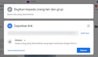 Cara Agar Google Drive Dapat Diakses Secara Publik Tanpa Perlu Izin