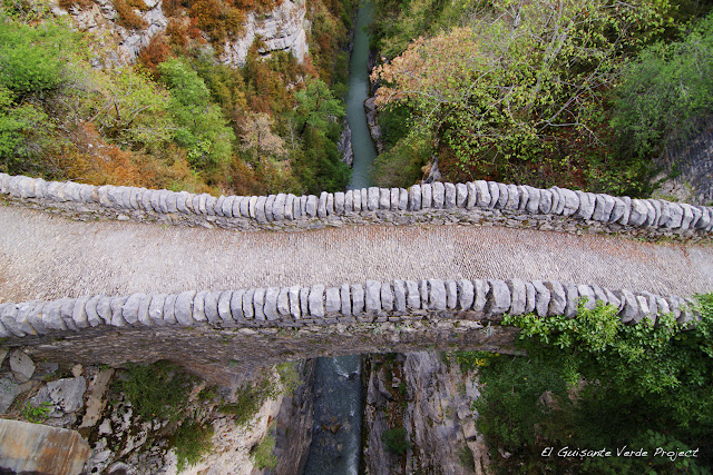 Puente de San Úrbez - Añisclo, Huesca por El Guisante Verde Project