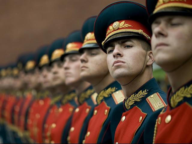 Jika Rusia dan Amerika Jadi Berperang