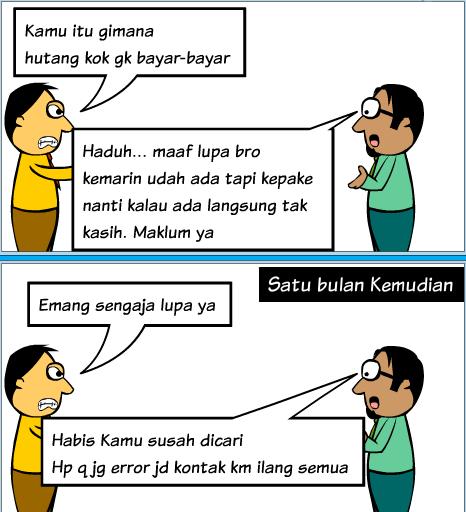 komik lucu