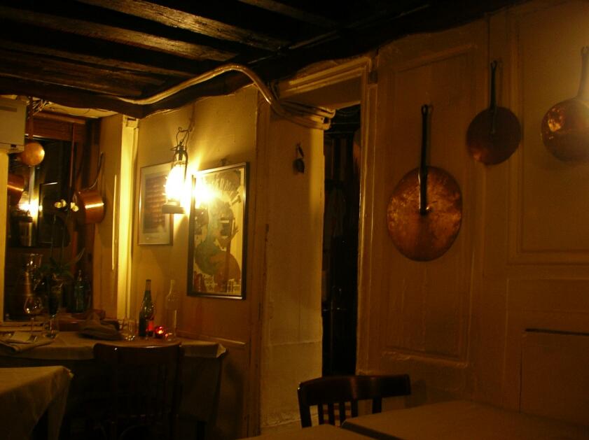 Restaurant De La Cordonnerie Paris