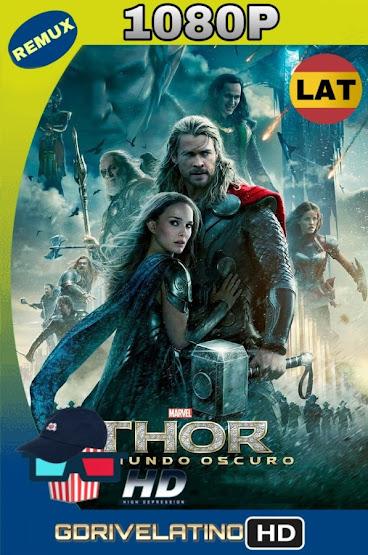 Thor: Un Mundo Oscuro (2013) BDRemux 1080p Latino-Ingles MKV