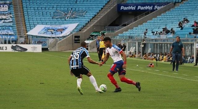 Bahia perde o 7° jogo consecutivo e se aproxima ainda mais do Z4