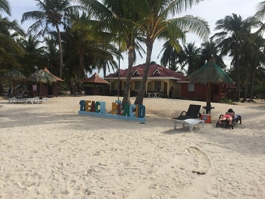 Beach Placid in Bantayan Island