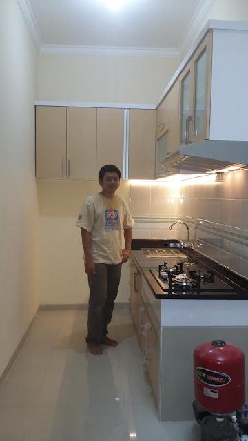 Gambar Kitchen Set Minimalis Pondok Kelapa Jakarta Timur