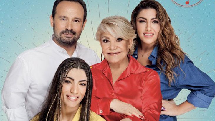 Μαρινέλλα, Μακεδόνας, Αδάμου και Παπαρίζου στο Φεστιβάλ Κασσάνδρας