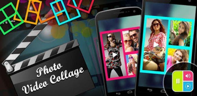 قائمة, أفضل, تطبيقات, Video ,Collage, لنظامي, Android, و, iOS
