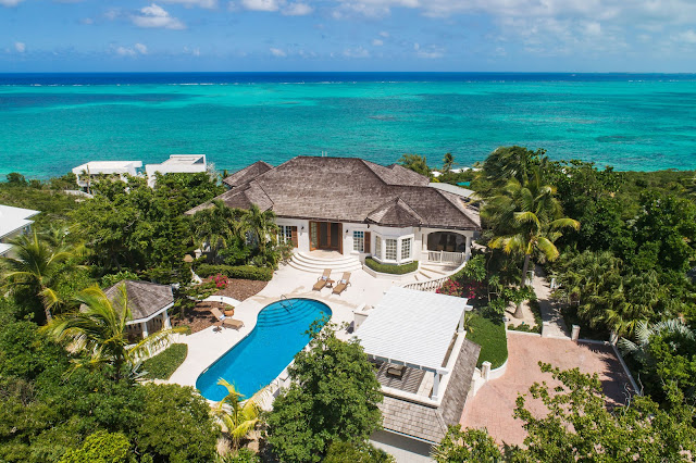 BLUE MOUNTAIN VILLA - Turks & Caicos Islands