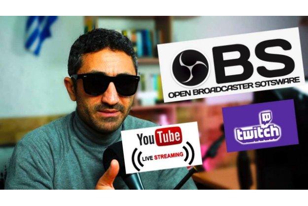 Πως κάνεις εγγραφή βίντεο και Live Streaming