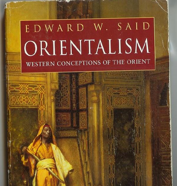 Ebook orientalism edward said