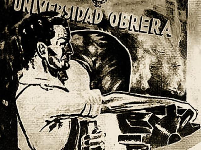 La CGT conmemoró y realzó la decisión de Perón de crear la Universidad Obrera Nacional