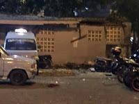 Bom Bunuh Diri Terjadi di Terminal Kampung Melayu
