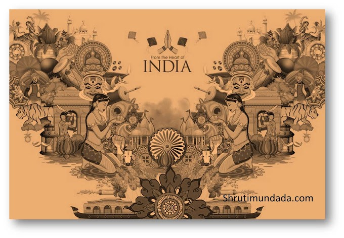 भारतीय संस्कृती  Indian Culture