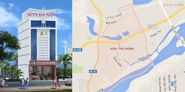 SCTV phường Hòa Thọ Đông
