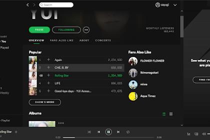 Pengalaman Beli Spotify Premium Via Pulsa Telkomsel