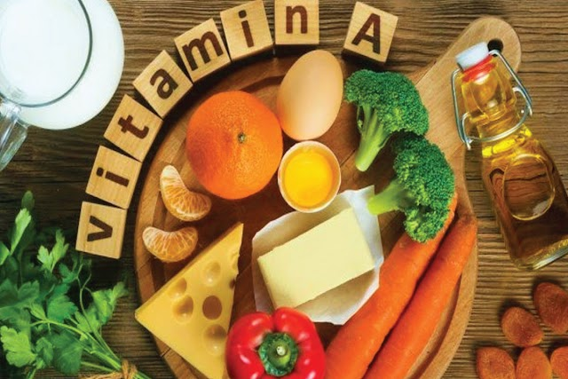 Vitamin A How Much Importance For The Human Body - And Vitamin A Sources