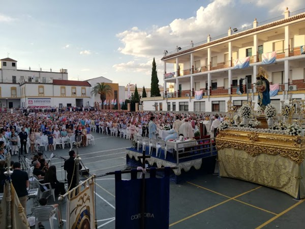 María Auxiliadora de Córdoba tampoco saldrá en procesión este año