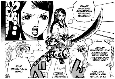 One Piece Chapter 964 Bahasa Indonesia